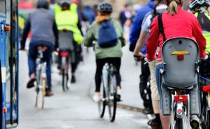 Are you willing to ditch your car in favour of a bike?