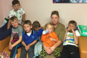 Homeless family who slept in garda station is offered apartment