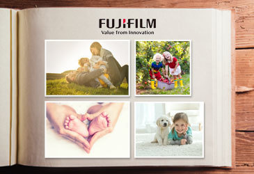 Print photos from your phone with the Fujifilm Imagine App