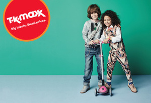 Win a €250 Gift Card for TK Maxx