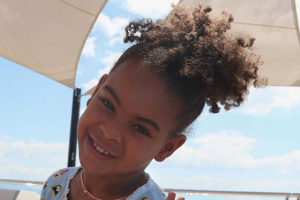 Watch: Blue Ivy proves to be a bit of a prankster in this adorable video