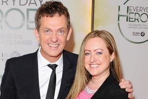 Baby joy for Matthew Wright and wife Amelia after eight years of IVF