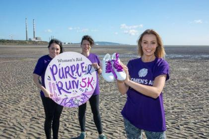 The Womens Aids first Purple Run is happening - and they need YOU