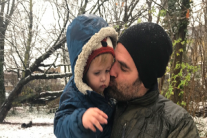 I hope this helps: Rob Delaney shares heartbreaking essay on his late son