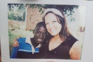 5 hours Ill never forget: I travelled to Uganda to see the impact of sponsoring a child