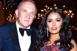 Salma Hayeks daughter celebrates her birthday in the most adorable way