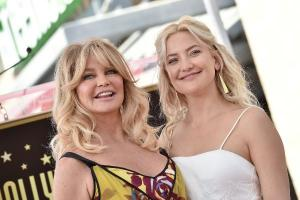 Kate Hudson and Goldie Hawn get candid about motherhood