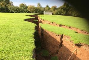 Monaghan school forced to evacuate after mine collapse causes sinkholes