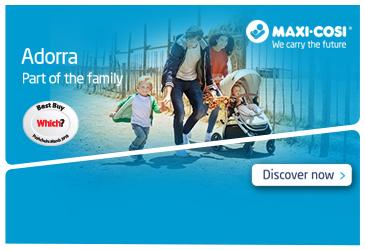 Check out the Maxi-Cosi Adorra pushchair