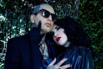 Kat Von D opens up about pregnancy as her due date looms near