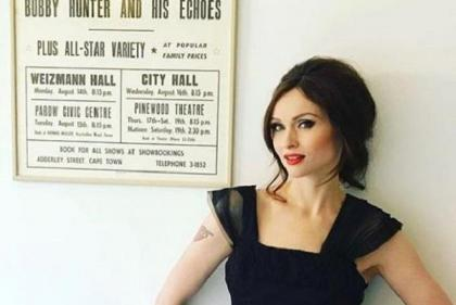 Sophie-Ellis Bextor pens moving note on World Mental Health Day