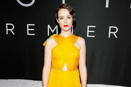 Claire Foy reveals the really important lessons she learned as a working mum