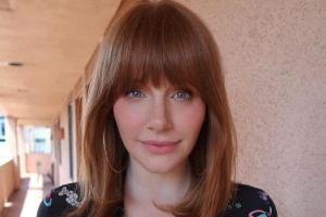 Negotiating tool: Bryce Dallas Howard on managing time away from her kids