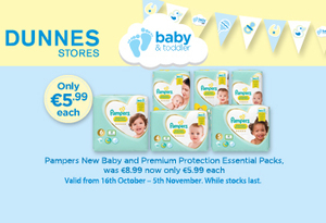 Check out these fantastic toddler deals at Dunnes Stores!
