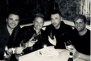 Did Westlife just reveal where their first comeback gig is taking place?