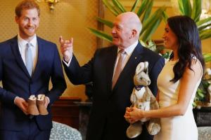 Royal baby: Prince Harry says he hopes this is the gender of his first child