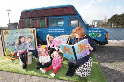 Art attack: New Irish language art series for kids coming to TG4