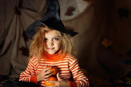 BOO-tiful Halloween hairstyles your kids will love