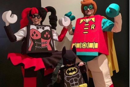 Halloween highlights: These celebrity family costumes are amazing