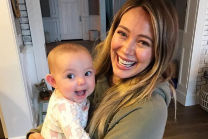 It was scary: Hilary Duff reveals why she had a home birth