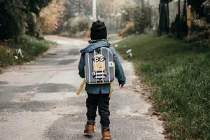 Allow them to explore: When do the kids stop being kids?