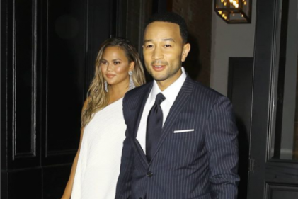 Tissues at the ready: John Legend pays an emotional tribute to wife Chrissy Teigen