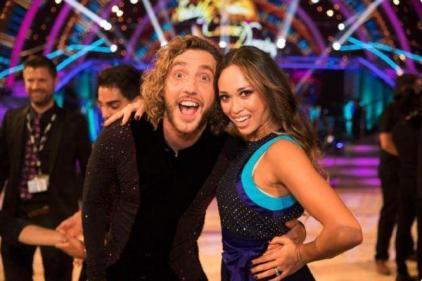 Seann Walsh and Katya Jones to reunite at finale and Neil isnt happy