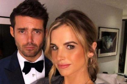 We cant wait: Vogue Williams and Spencer Matthews confirm TV show