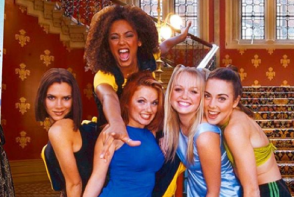 The Spice Girls are starting their tour in Dublin