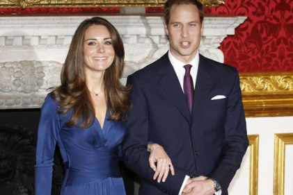 Prince William and Kate Middleton are celebrating a special day