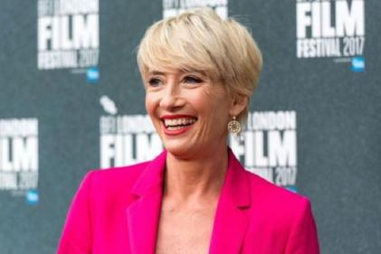 Ick means no: Emma Thompson writes wise sexual care guide for daughter