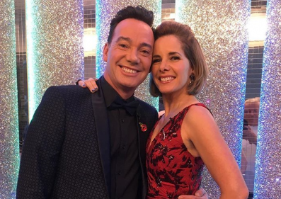 Lauren Steadman in tears over harsh Craig Revel Horwood comments