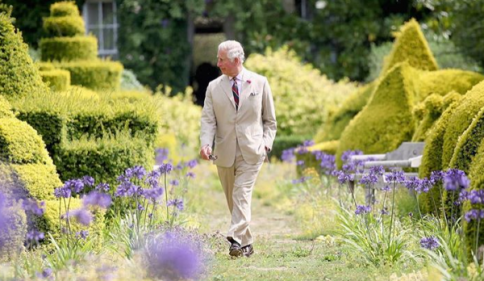 Grandpa Wales: Sweet new photos of Prince Charles are released