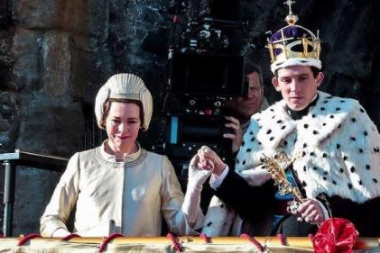 The Crown captures the moment Prince Charles fell for Camilla Parker Bowles