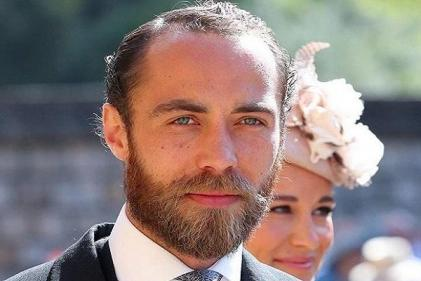 James Middleton gushes about spending Christmas with Kate and Pippa