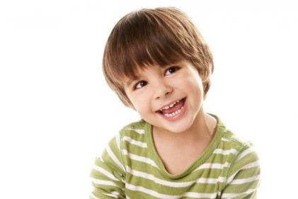 Boys constant giggling was actually a sign of a brain tumour