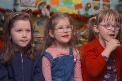 Adorable Dublin school kids star in Specsavers Christmas ad and its SO cute