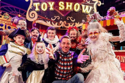 Amazing: The best moments from this years Late Late Toy Show
