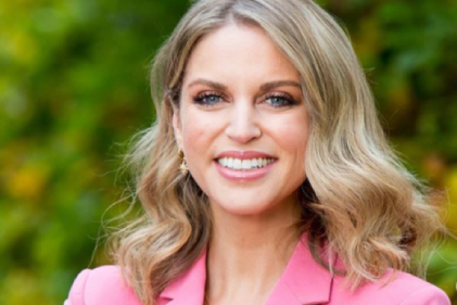 Theyre back: Amy Huberman shares hilarious Christmas photo