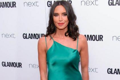 Beautiful: Christine Lampard shares darling photo of her and daughter Patricia