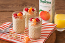 Orange and Coconut Overnight Oats