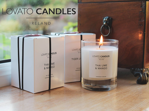 Win a Lovato Candles voucher