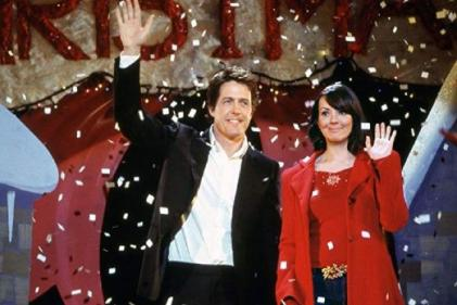Love Actually to return to Irish cinemas for a special December screening