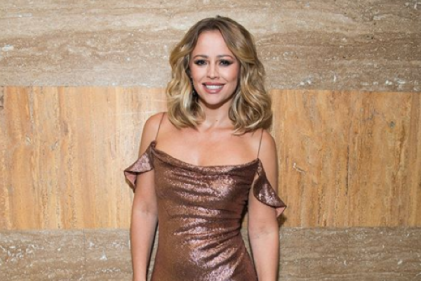 Kimberley Walsh marks sons second birthday with an adorable collage