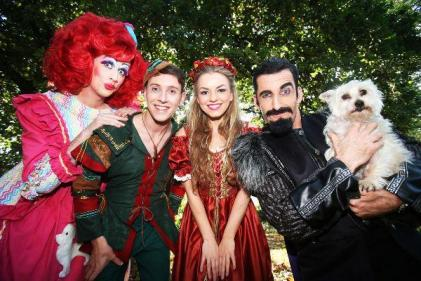 The Helix Panto: Robin Hood announces a special sensory friendly show