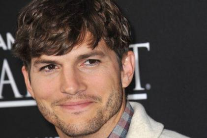 Ashton Kutcher reveals rare snippet of info about his 2-year-old