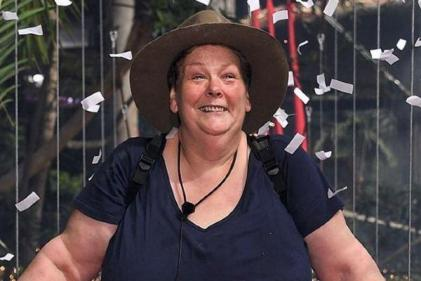 Im a Celeb: Anne Hegarty was allowed a break from camp every day
