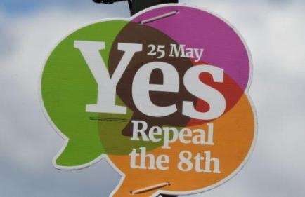 An end to stigma: The Eighth Amendment bill is passed tonight