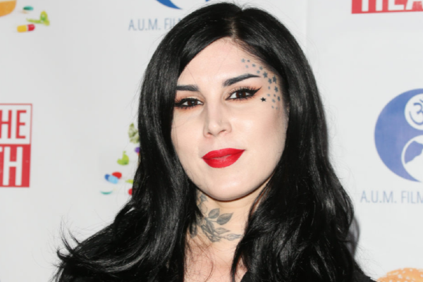Make-up artist Kat Von D offers words of hope after suffering two miscarriages