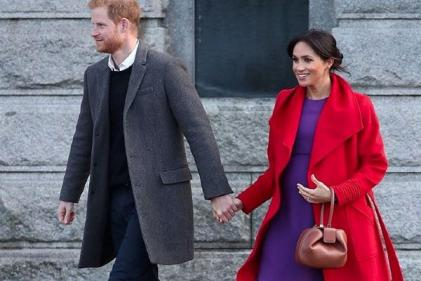Baby Sussex: Meghan Markle reveals she loves this adorable girls name